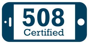 Illustration: 508 Certified Website